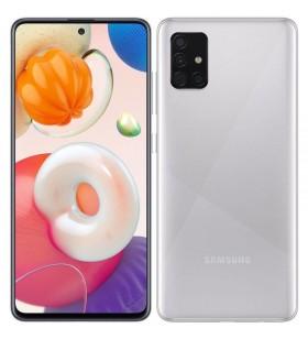"Samsung Galaxy A51 SM-A515F 16,5 cm (6.5"") Dual SIM Android 10.0 4G USB tip-C 4 Giga Bites 128 Giga Bites 4000 mAh Argint"