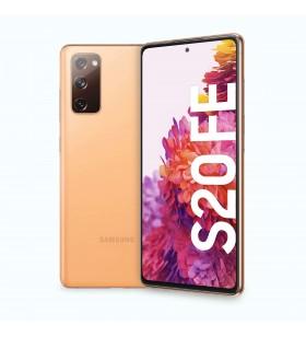 "Samsung Galaxy S20 FE SM-G780F 16,5 cm (6.5"") Android 10.0 4G USB tip-C 6 Giga Bites 128 Giga Bites 4500 mAh Portocală"