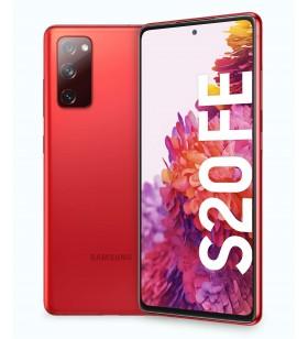 "Samsung Galaxy S20 FE SM-G780F 16,5 cm (6.5"") Android 10.0 4G USB tip-C 6 Giga Bites 128 Giga Bites 4500 mAh Roşu"