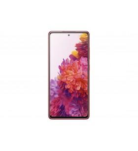 "Samsung Galaxy S20 FE 5G SM-G781B 16,5 cm (6.5"") Android 10.0 USB tip-C 6 Giga Bites 128 Giga Bites 4500 mAh Roşu"