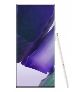 "Samsung Galaxy Note20 Ultra 5G SM-N986B 17,5 cm (6.9"") Android 10.0 USB tip-C 12 Giga Bites 256 Giga Bites 4500 mAh Alb"