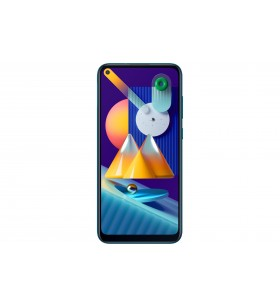 "Samsung Galaxy M11 SM-M115F DSN 16,3 cm (6.4"") Dual SIM 4G USB tip-C 3 Giga Bites 32 Giga Bites 5000 mAh Albastru"
