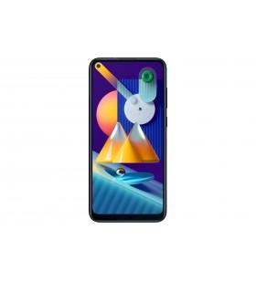 "Samsung Galaxy M11 SM-M115F DSN 16,3 cm (6.4"") Dual SIM 4G USB tip-C 3 Giga Bites 32 Giga Bites 5000 mAh Negru"