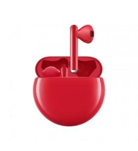 Huawei Freebuds 3 Căști În ureche Bluetooth Roşu