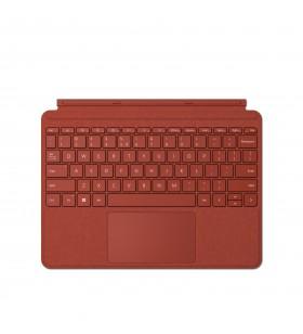 Microsoft Surface Go Type Cover Roşu Microsoft Cover port QWERTY UK International