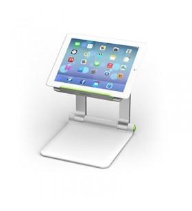 Belkin B2B118 cărucioare și standuri pentru multimedia Verde, Argint Tabletă Stand multimedia