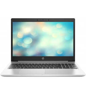 "HP ProBook 450 G7 Notebook 39,6 cm (15.6"") 1366 x 768 Pixel 8 Giga Bites DDR4-SDRAM NVIDIA® GeForce® MX130 Argint"