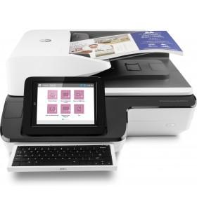 HP Scanjet Enterprise Flow N9120 fn2 Scaner Flatbed & ADF 600 x 600 DPI A3 Negru, Alb