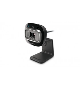 Microsoft LifeCam HD-3000 camere web 1 MP 1280 x 720 Pixel USB 2.0 Negru