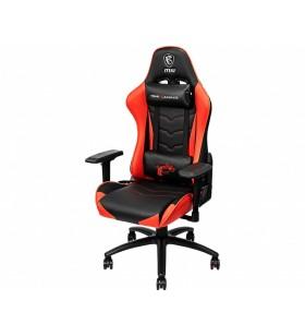 MSI MAG CH120 scaun jocuri video Scaun gaming PC Negru, Roşu