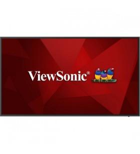 "Viewsonic CDE6520 Afișaj Semne 165,1 cm (65"") LCD Negru Procesor încorporat"