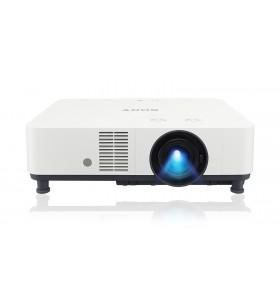Sony VPL-PHZ60 proiectoare de date Proiector montat în tavan 6000 ANSI lumens 3LCD 1080p (1920x1080) Negru, Alb
