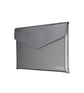 """Dynabook PX1858E-1NCA genți pentru notebook-uri 39,6 cm (15.6"""") Geantă Sleeve Argint"""