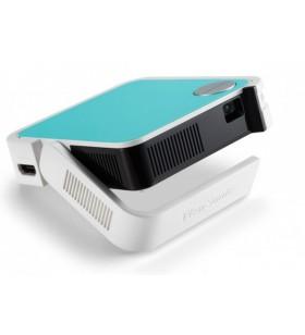 Viewsonic M1 mini Plus proiectoare de date Proiector portabil 120 ANSI lumens LED WVGA (854x480) Alb