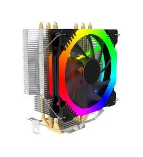 GEMBIRD CPU fan with RGB...