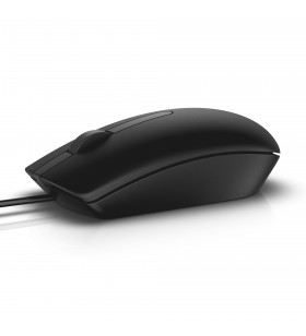 DELL MS116 mouse-uri Ambidextru USB Tip-A Optice 1000 DPI