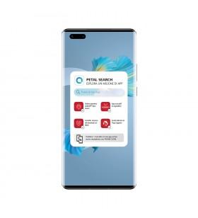"Huawei Mate 40 Pro | 5G 17 cm (6.7"") Dual SIM Android 10.0 USB tip-C 8 Giga Bites 256 Giga Bites 4400 mAh Negru"