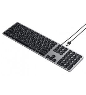 Tastatura SATECHI USB cu...