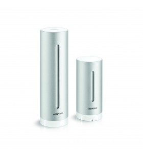 Netatmo NWS01-EC Stație Digitală Vreme Aluminiu Wi-Fi