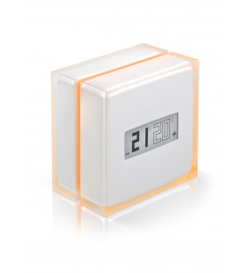 Netatmo Thermostat termostate RF Translucid, Alb