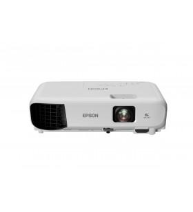 Epson EB-E10 proiectoare de date Proiector montat în tavan 3600 ANSI lumens 3LCD XGA (1024x768) Alb