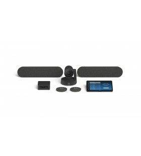 Logitech Tap Large Bundle – Zoom sisteme de video-conferințe Sistem conferințe video de grup
