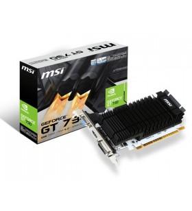 MSI N730K-2GD3H LP plăci video NVIDIA GeForce GT 730 2 Giga Bites GDDR3