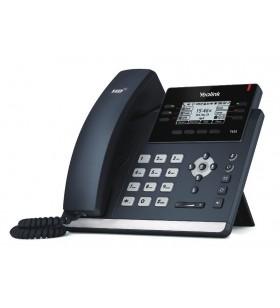 Yealink SIP-T42S telefoane IP Negru 12 linii LCD