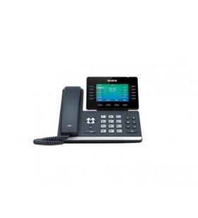 Yealink SIP-T54W telefoane IP Negru 10 linii LCD Wi-Fi