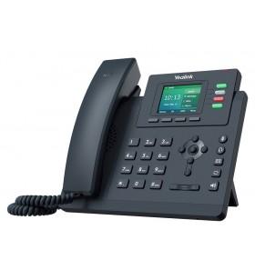 Yealink SIP-T33G telefoane IP Gri 4 linii LED