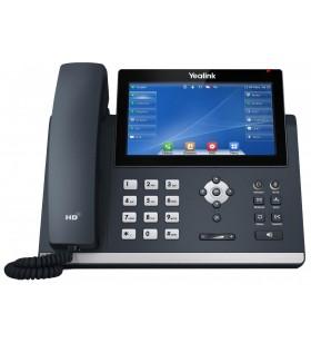 Yealink SIP-T48U telefoane IP Gri LED Wi-Fi