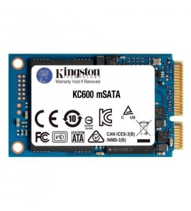 SSD Kingston KC600 512GB,...