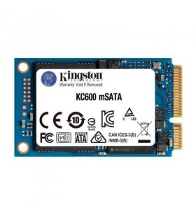 SSD Kingston KC600 256GB,...
