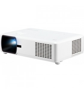 Viewsonic LS600W proiectoare de date Proiector desktop 3000 ANSI lumens DMD WXGA (1280x800) Alb