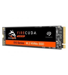 Seagate FireCuda 510 M.2 1000 Giga Bites PCI Express 3.0 3D TLC NVMe