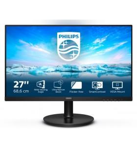 "Philips V Line 271V8LA 00 LED display 68,6 cm (27"") 1920 x 1080 Pixel Full HD Negru"