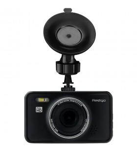 Prestigio RoadRunner 420DL, 3.0'' IPS (640*360) display, Dual Camera: front - FHD 1920x1080@30fps, HD 1280x720@30fps, rear - V