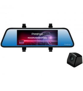 Prestigio RoadRunner 410DL, 6.86'' (1280x480) touch display, Dual camera: front - FHD 1920x1080@30fps, HD 1280x720@30fps, rear