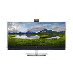 "DELL C3422WE 86,7 cm (34.1"") 3440 x 1440 Pixel UltraWide Quad HD LCD Negru, Argint"
