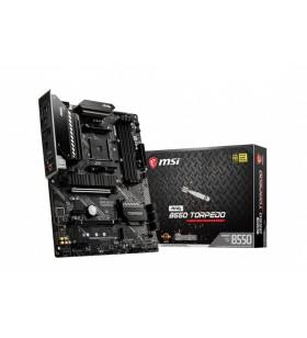 MSI MAG B550 TORPEDO plăci de bază AMD B550 Mufă AM4 ATX