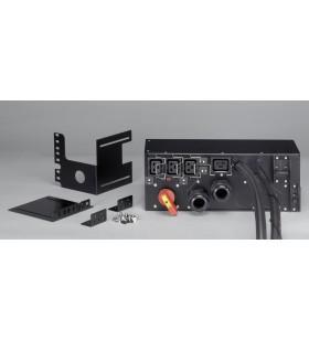 Eaton HotSwap MBP 11000i 3 1 unități de distribuție a energiei electrice (PDU) Negru