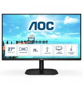 """AOC B2 27B2H EU LED display 68,6 cm (27"""") 1920 x 1080 Pixel Full HD Negru"""