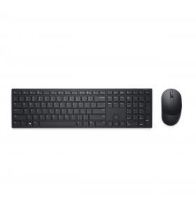 DELL KM5221W tastaturi RF fără fir QWERTZ Germană Negru