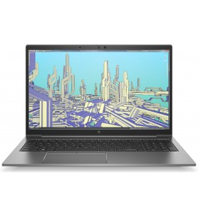 "HP ZBook Firefly 15.6 G8 DDR4-SDRAM Stație de lucru mobilă 39,6 cm (15.6"") 3840 x 2160 Pixel 11th gen Intel® Core™ i7 32 Giga"
