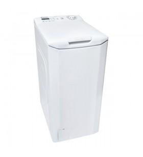 Candy CST 07LE 1-S mașini de spălat De sine stătătoare Încărcare verticală 7 kilograme 1000 RPM F Alb