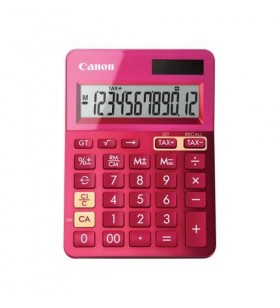 Calculator Canon LS123K pink