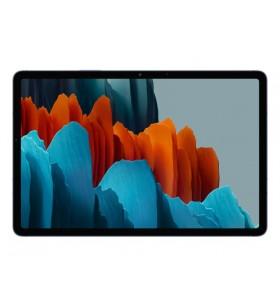 "Samsung Galaxy Tab SM-T870 128 Giga Bites 27,9 cm (11"") Qualcomm Snapdragon 6 Giga Bites Wi-Fi 6 (802.11ax) Android 10 Bleumarin"