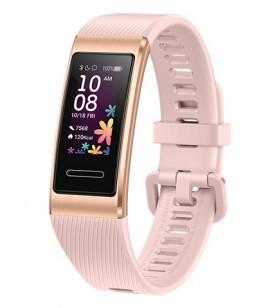 """Huawei Band 55024889 aparat de urmărire a activității AMOLED Dispozitiv monitorizare activitate tip brățară 2,41 cm (0.95"""") Roz"""