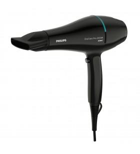Philips DryCare Uscător de păr Pro cu motor c.a. puternic, putere uscare 2100W