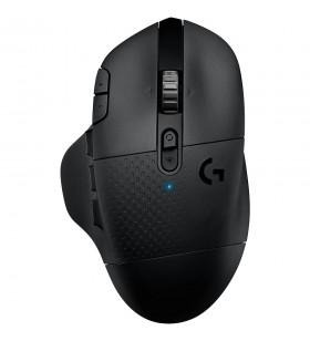 LOGITECH G604 LIGHTSPEED Wireless Gaming Mouse-BLACK-2.4GHZ/BT-EER2-933